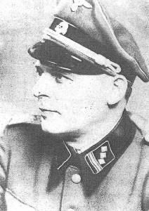 Oscar Konrad Gerbig Former SD Kommandant, Almelo.