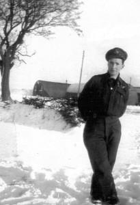 Flying Officer James Boyle RCAF