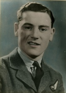 Flight Sergeant Laurence Roy Watts