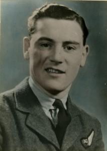 Flight Sergeant Laurence Roy Watts