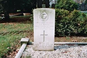 Flight Sergeant Laurence Roy Watts - Hardenberg Cemetary