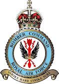 RAF Bomber Command Avro Lancaster