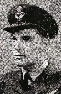 Flying Officer J/26845 Bruce Arnold David RCAF